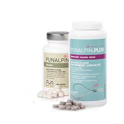 PUNALPIN - Fertilitetsprodukt til menn