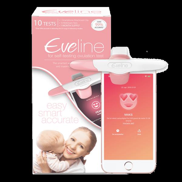 Eveline smart fertilitetssystem - fertilitetsmonitor